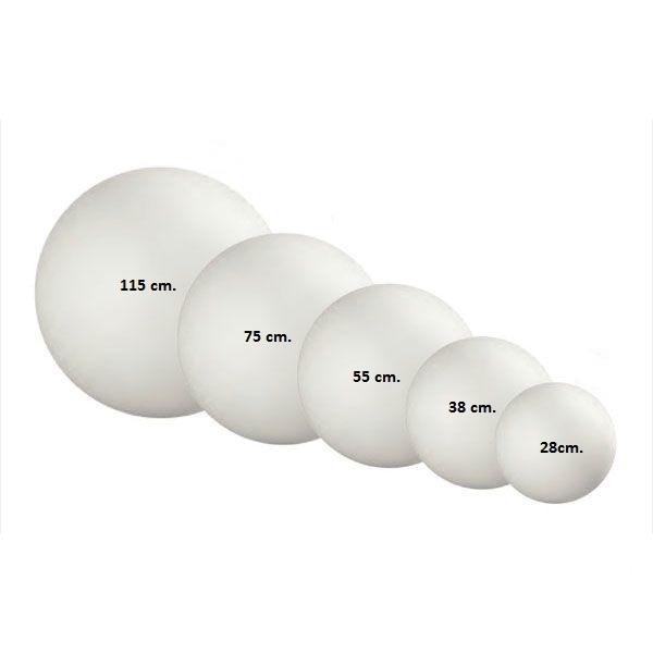 lampa stołowa/podłogowa ø28cm. Oh Linea Light