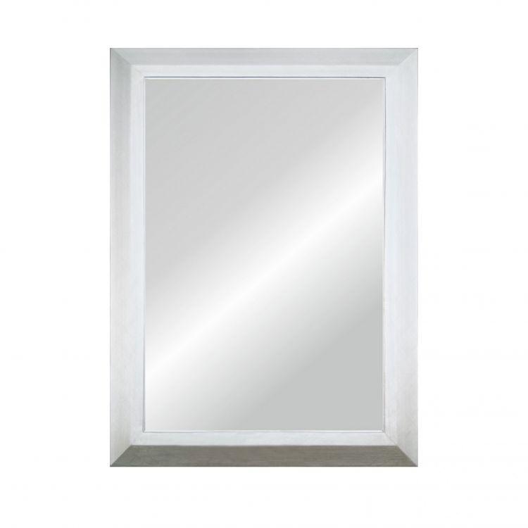 Adela Silver lustro 60x120 z rama 77x137