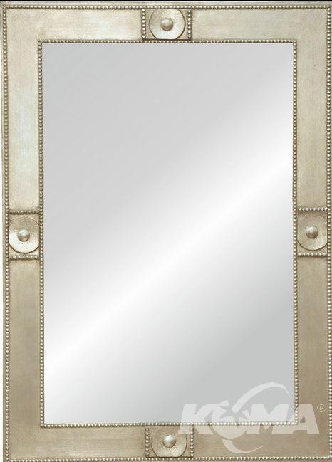 Belinda silver lustro 60x120 z rama 79.6x139.6