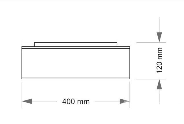 ULTIMO plafon 3x50W/G9