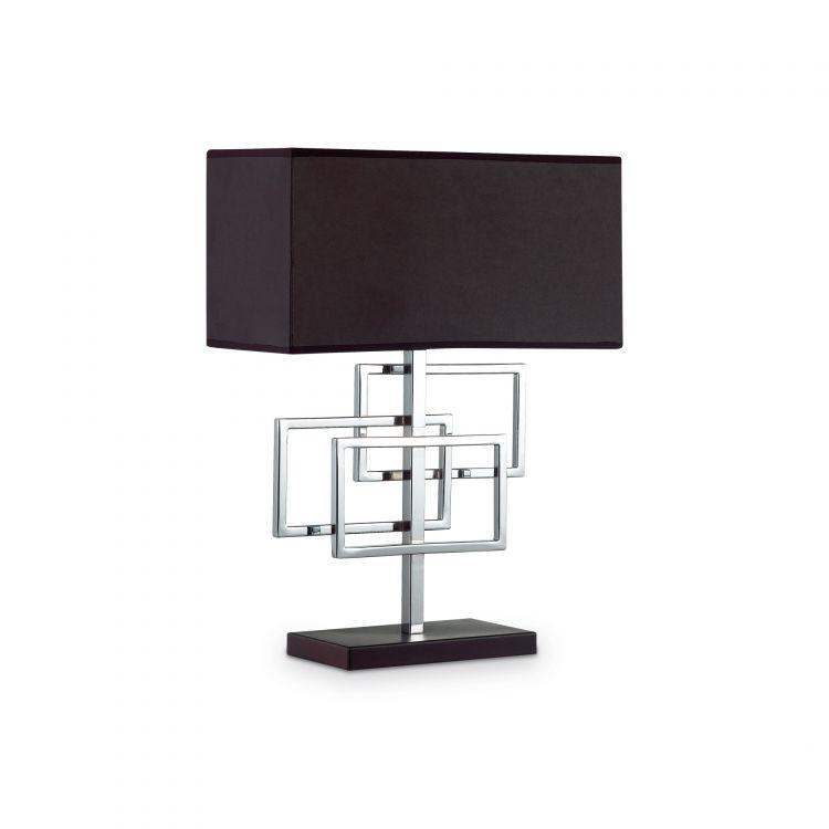 tl1 lampka stołowa chrom Luxury IDEAL LUX