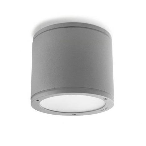 Cocmos lampa sufitowa zewnętrzna 2x26W GX24d3 230V szara