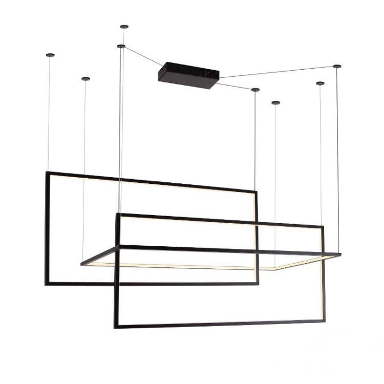 lampa wisząca Geometric MAXlight