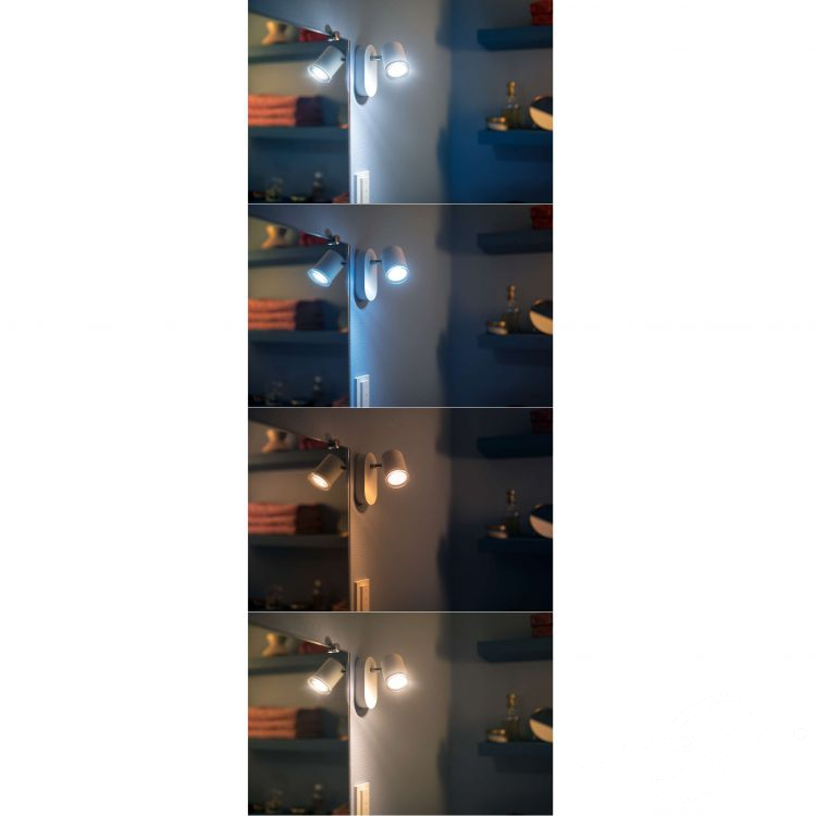 Hue kinkiet reflektor łazienkowy hermetyczny Adore PHILIPS