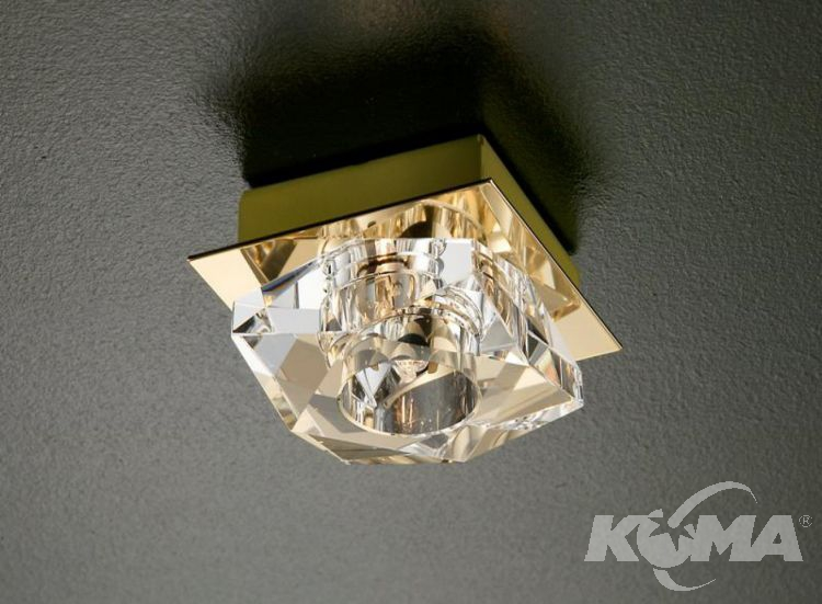 electra oprawa sufitowa G9 Diamant ROGU