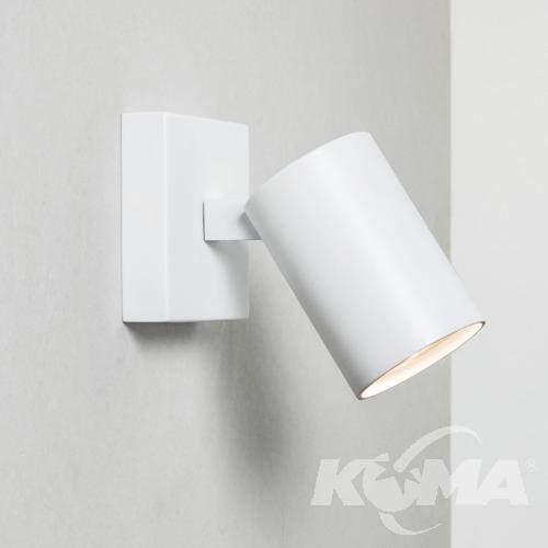 Ascoli reflektor 1x50W GU10 biały