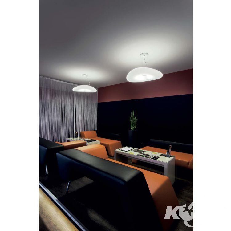 Mr. Magoo lampa wisząca 32W LED 3000K 230V biała, indeks