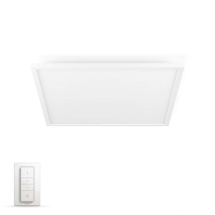 Aurelle SQ Hue plafon 55W LED 230V biały