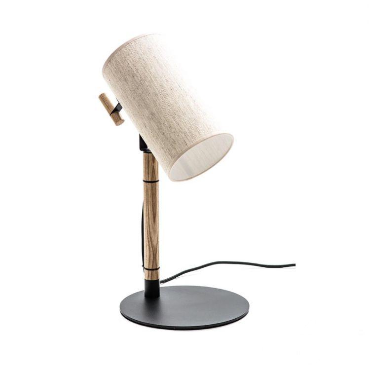 lampa gabinetowa jesion, orzech Zet KANDELA