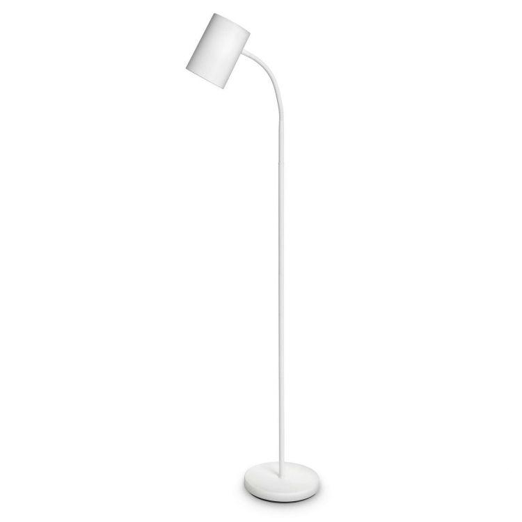 Himroo podlogowa lampa 1x15W E27 white