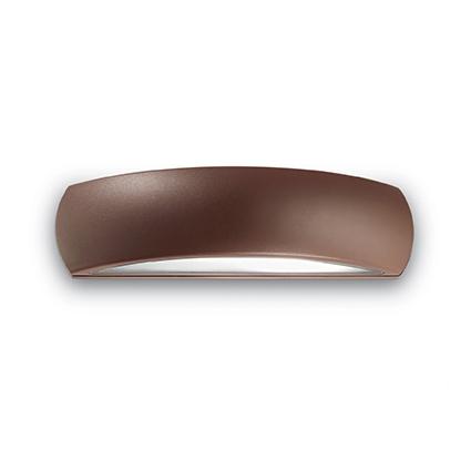 Giove kinkiet zewnętrzny 1x60W E27 230V brązowy