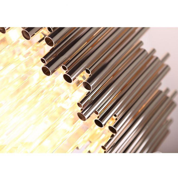 Vogue lampa wisząca 16x40W E14 230V złota