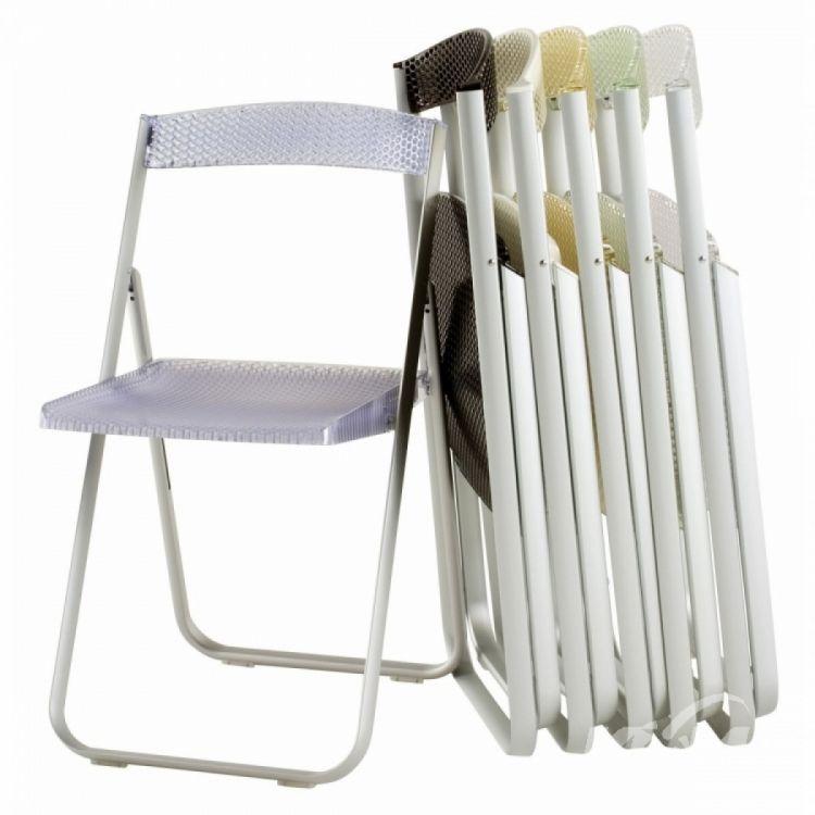 Honeycomb krzeslo 38.7x52.5x82.5cm lsniaca biel