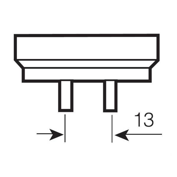 kompaktowa Świetlówka OSRAM
