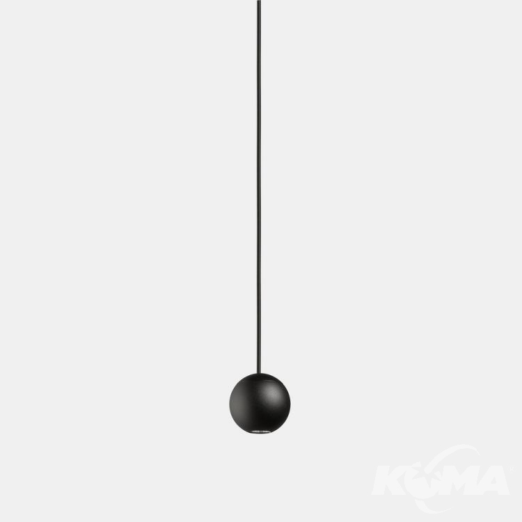 lampa wisząca szynowa czarna Punto LEDS C4