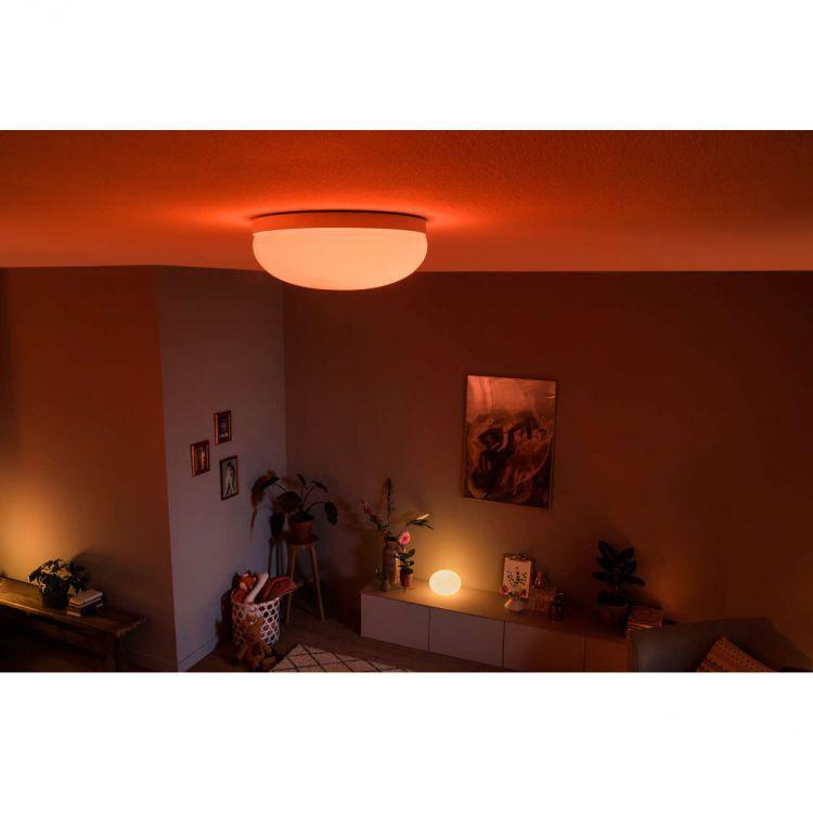 Flourish Hue plafon 32W LED 2000-6500K 230V biały