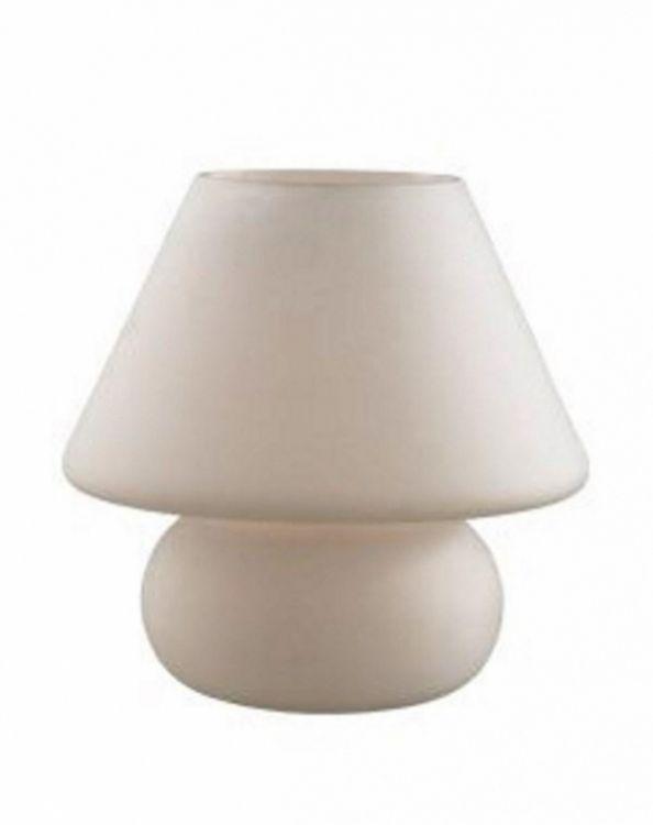 Prato lampka e27/60W biala