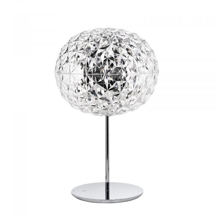 lampa stołowa kryształowa Planet KARTELL
