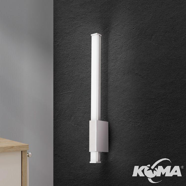 Publio kinkiet łazienkowy 7W LED 3000K 230V chrom
