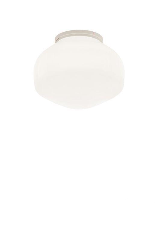 Aerostat plafon 1x150W E27 33cm biały