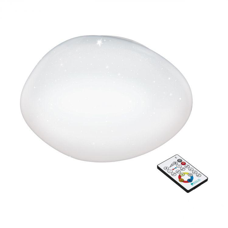 Sileras plafon łazienkowy 21W LED 2700-6500K 230V biały + pilot sterujący