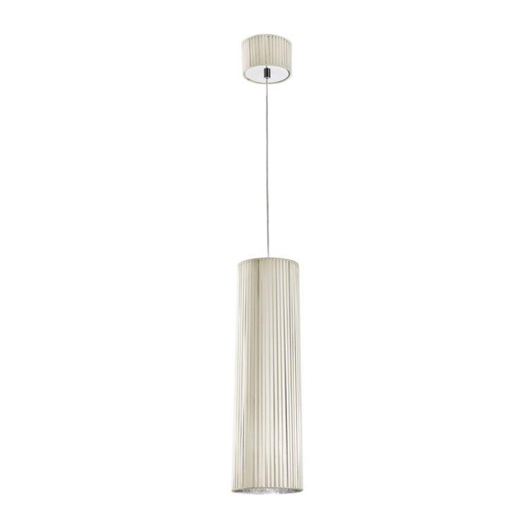 Obi Lampa Wisząca 1x100w E27 230v Ivory Kość Słoniowa