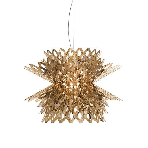 Desert Rose lampa wisząca 35W LED 2700K 230V złota