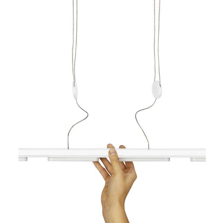 Mile lampa wisząca 6x2,5W LED 230V biała