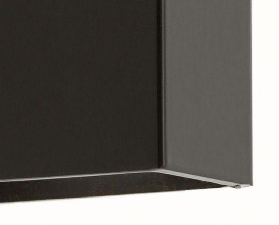 Bijou kinkiet 1x60W G9 IP44 czarny
