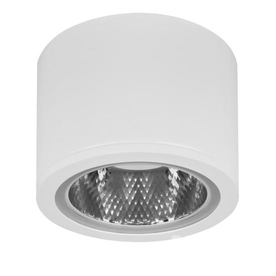 Bari Lampa Sufitowa łazienkowa 16w Led 230v Biała Indeks