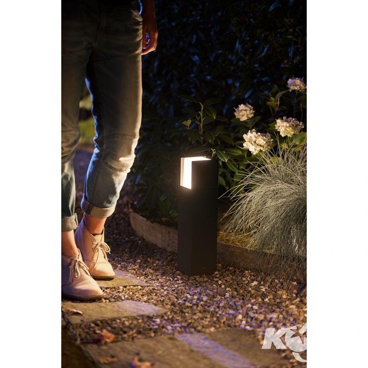 Hue lampa stojąca zewnętrzna Fuzo PHILIPS