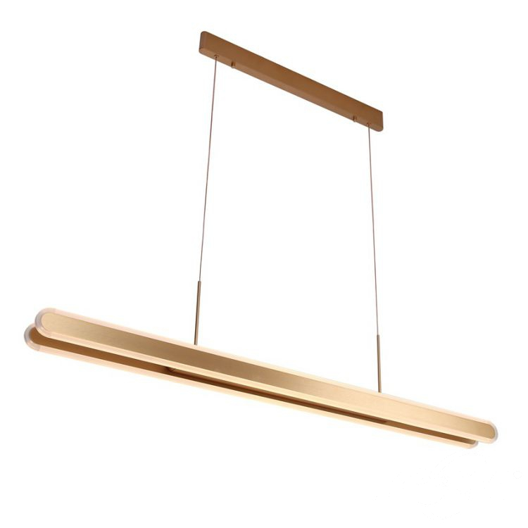 Sydney lampa wisząca 53W LED 3000K 230V złota