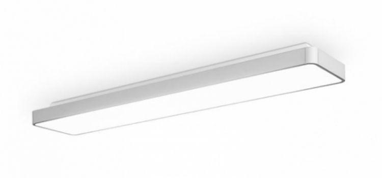 Al-book kinkiet/plafon 2x39W G5 l97cm aluminium