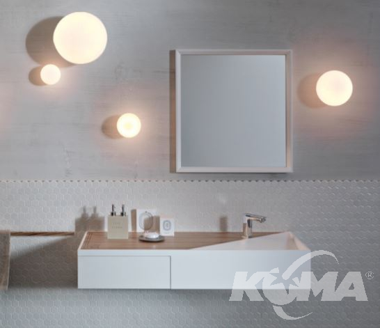 lampa sufitowa_ścienna kinkiet/plafon d14 Lumi-sfera FABBIAN