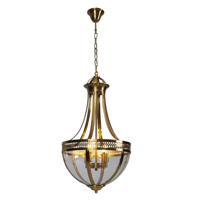 lampa wisząca mosiądz Toskana MAXlight