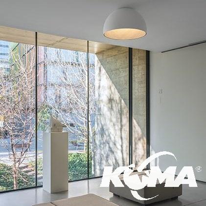 plafon biały Duo VIBIA