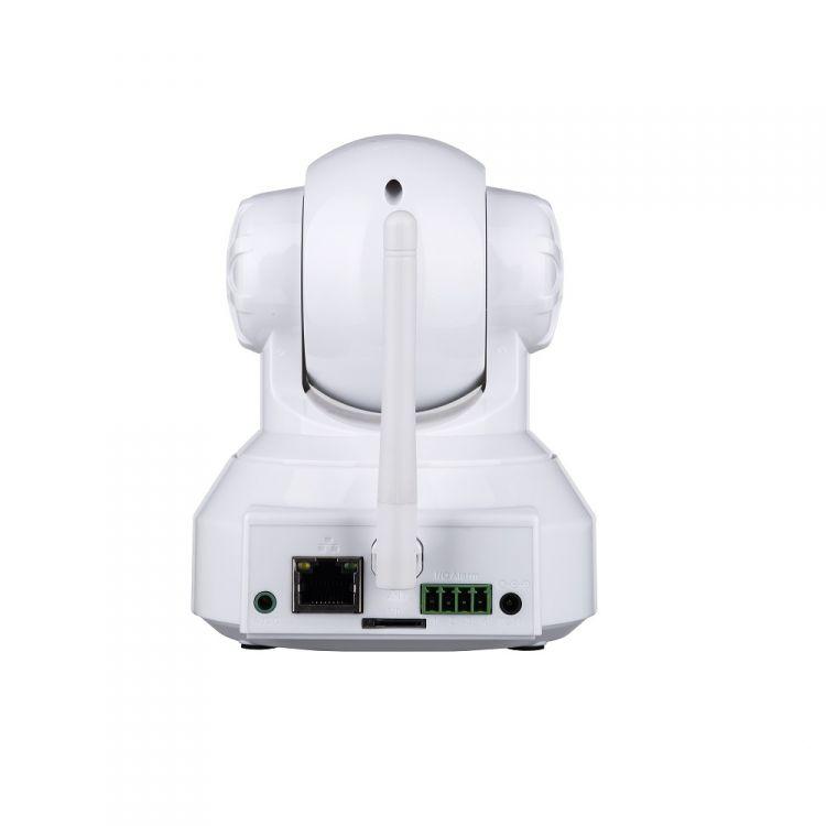 kamera obrotowa Wi-Fi biała IP