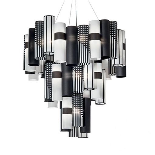 La Lollo lampa wisząca 100W LED 2700K 230V makintosh