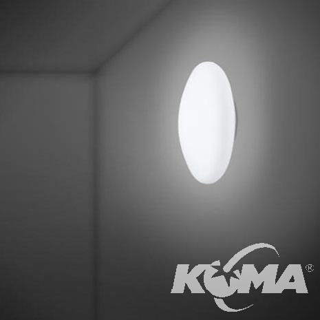 Lumi-white kinkiet/plafon e27/15w/230V