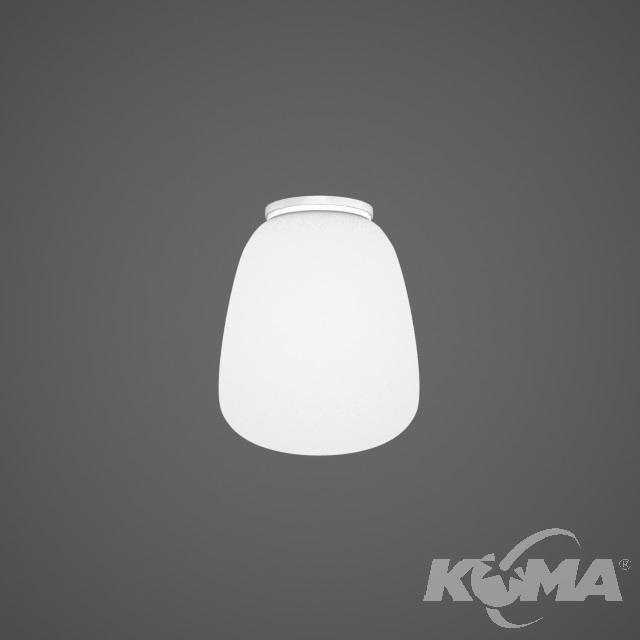 lampa sufitowa biała Lumi_Baka_F07 FABBIAN
