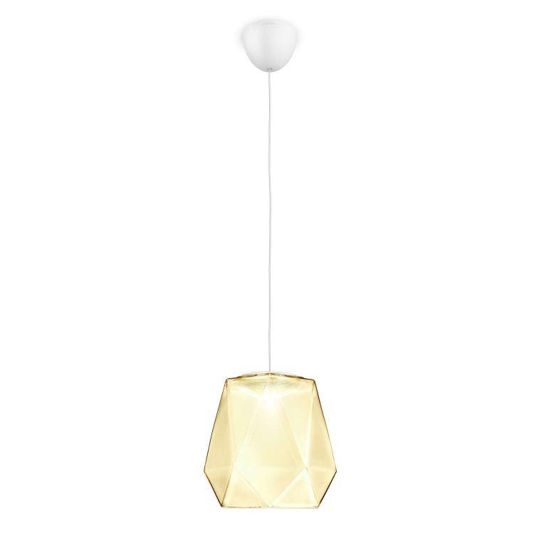 Italo lampa wisząca 4,5W LED 230V żółta
