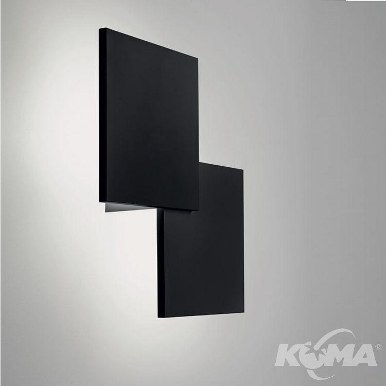 plafon biały Puzzle_twist