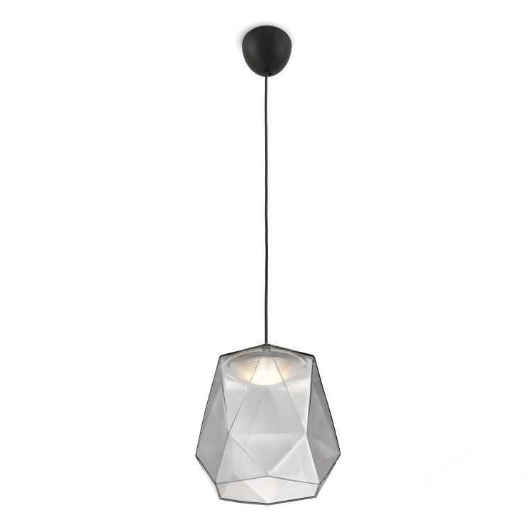 Italo lampa wisząca 4,5W LED 230V szara