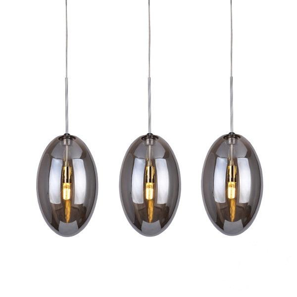 Diana 3 lampa wisząca 3x40W G9 230V chrom