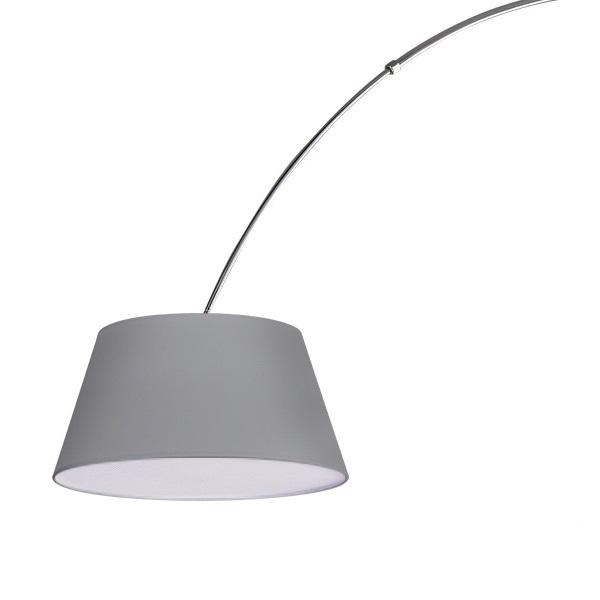 Selena 2 lampa sufitowa 1x60W E27 230V szara