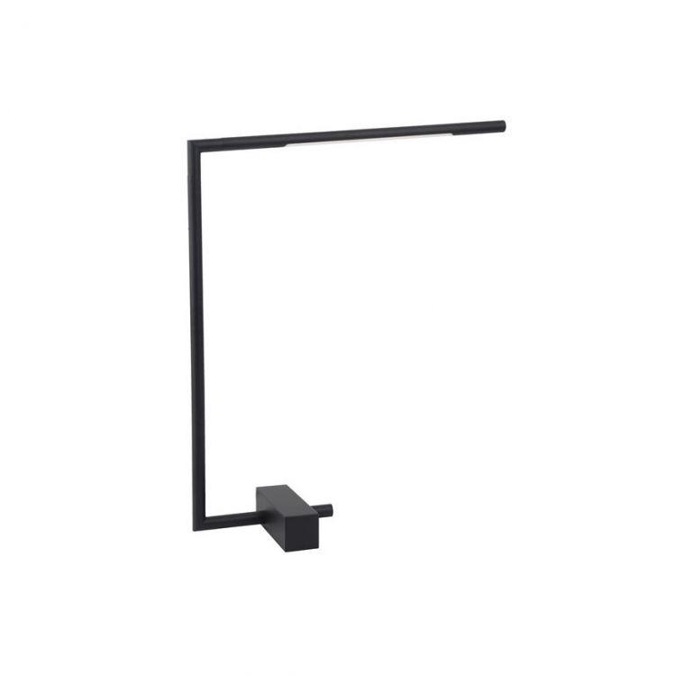 lampa stołowa czarna Raccio