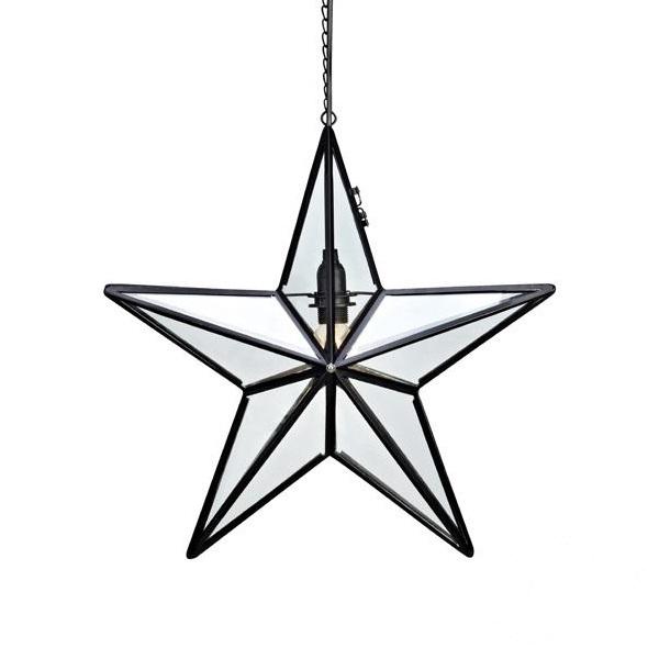 dekoracja wisząca gwiazda Ansgar MARKSLOJD