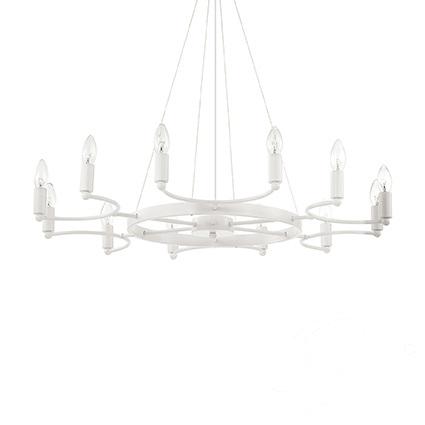 lampa wisząca żyrandol Space IDEAL LUX