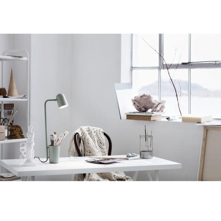 Buddy lampa stołowa 1x9W GU10 230V zielona