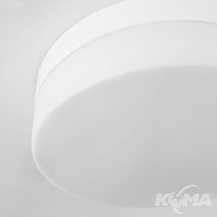 Farrow plafon 2x40W E27 230V biały